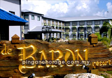 De Baron Resort De Baron Hotel Hotels Amp Resorts Kuah
